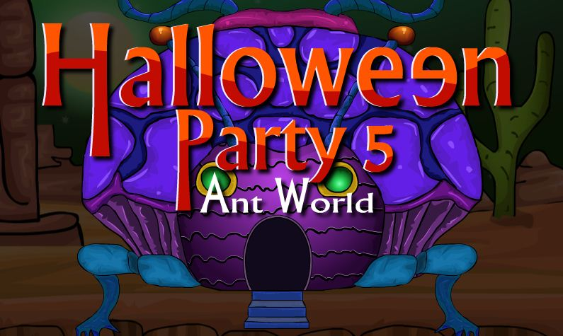Halloween Party 5 Ant World
