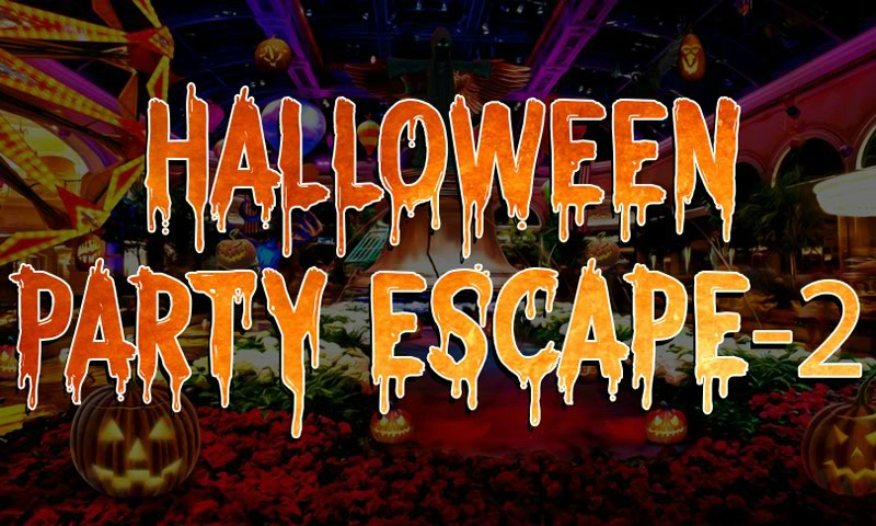 Halloween Party Escape 2