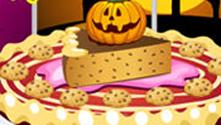 Halloween Pumpkin Pie