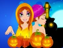 Halloween Spa Day