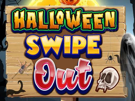 Halloween Swipe Out