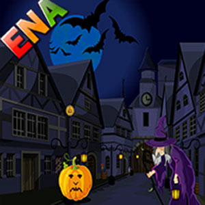 Halloween Town Escape