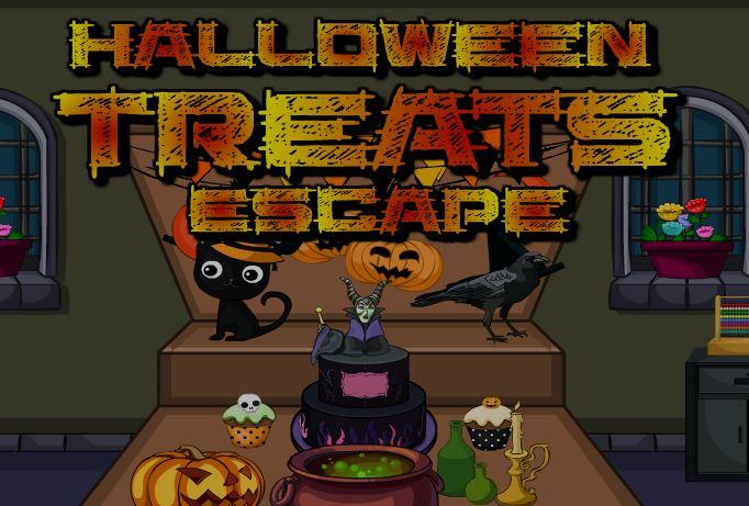 Halloween Treat Escape