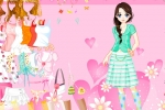 Happy Angel Doll Dressup