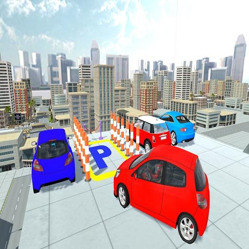 Hard Car Parking Modern Drive Game