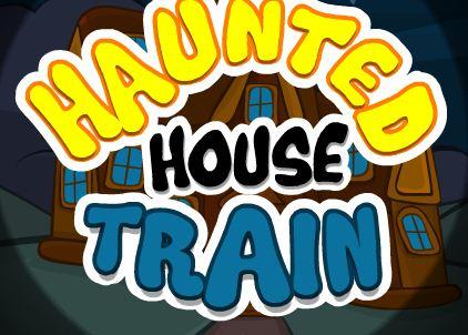Haunted House Train