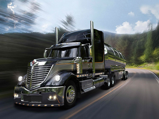 Heavy Trucks Slide