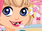 Hello Kitty Dental Crisis