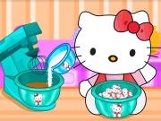 Hello Kitty Macarrons
