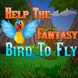 Help the fantasy bird to fly