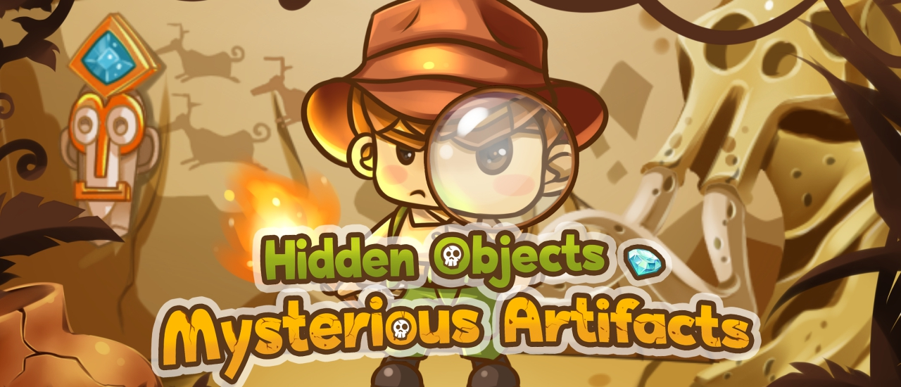 Hidden Object Mysterious Artifact