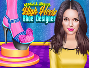 High Heels Shoe Designer