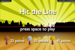 Hit the Line