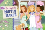 Holly Hobbie The Hey Girls Muffin Maker