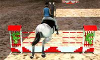 Horse Jumping 3D