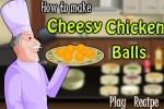 How To Make Cheesy Chicken Balls