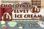 How to Make Chocolate Velvet Ice Cream