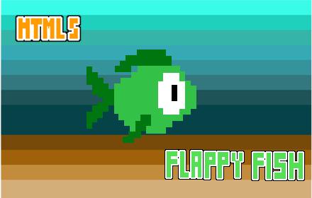 HTML5 Flappy Fish