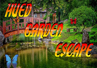 Hued Garden Escape