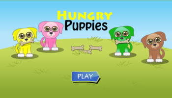 Hungry Puppies Decimals