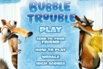 Ice Age Bubble Trouble