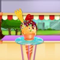 Ice Cream Truck Cook