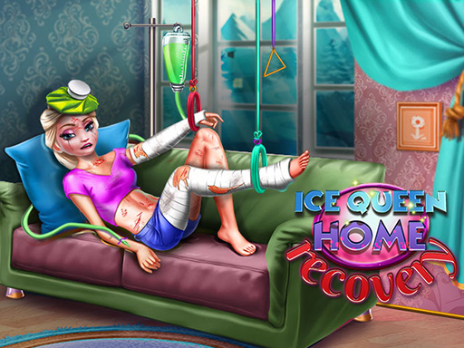 Ice Queen Home Recovery