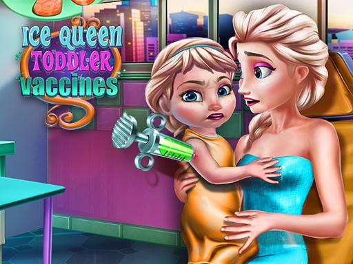 Ice Queen Toddler Vaccines