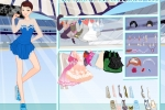 Ice Skater Girl Dress Up