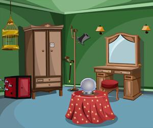 Illusionist Room Escape