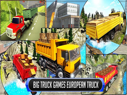 Impossible Space Truck Simulator