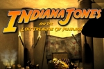 Indiana Jones And the Lost Treasure Of Pharaoh