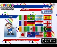 iPhone Puzzle Soccer