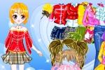 Jenny Doll Princess Dress Up