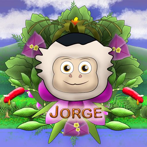 Jorge White Face