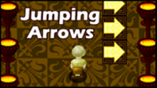 Jumping Arrows