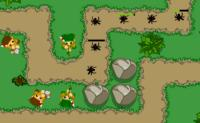 Jungle Hunt Tower Defense