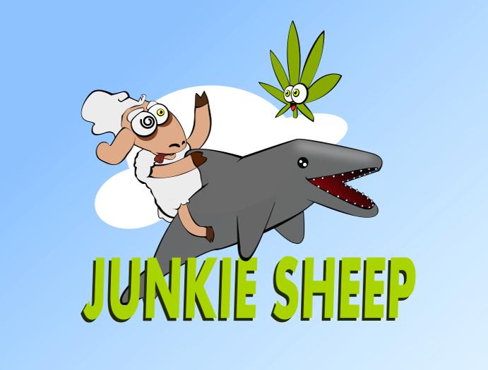 JUNKIE SHEEP