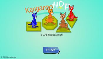 Kangaroo Hop Shapes