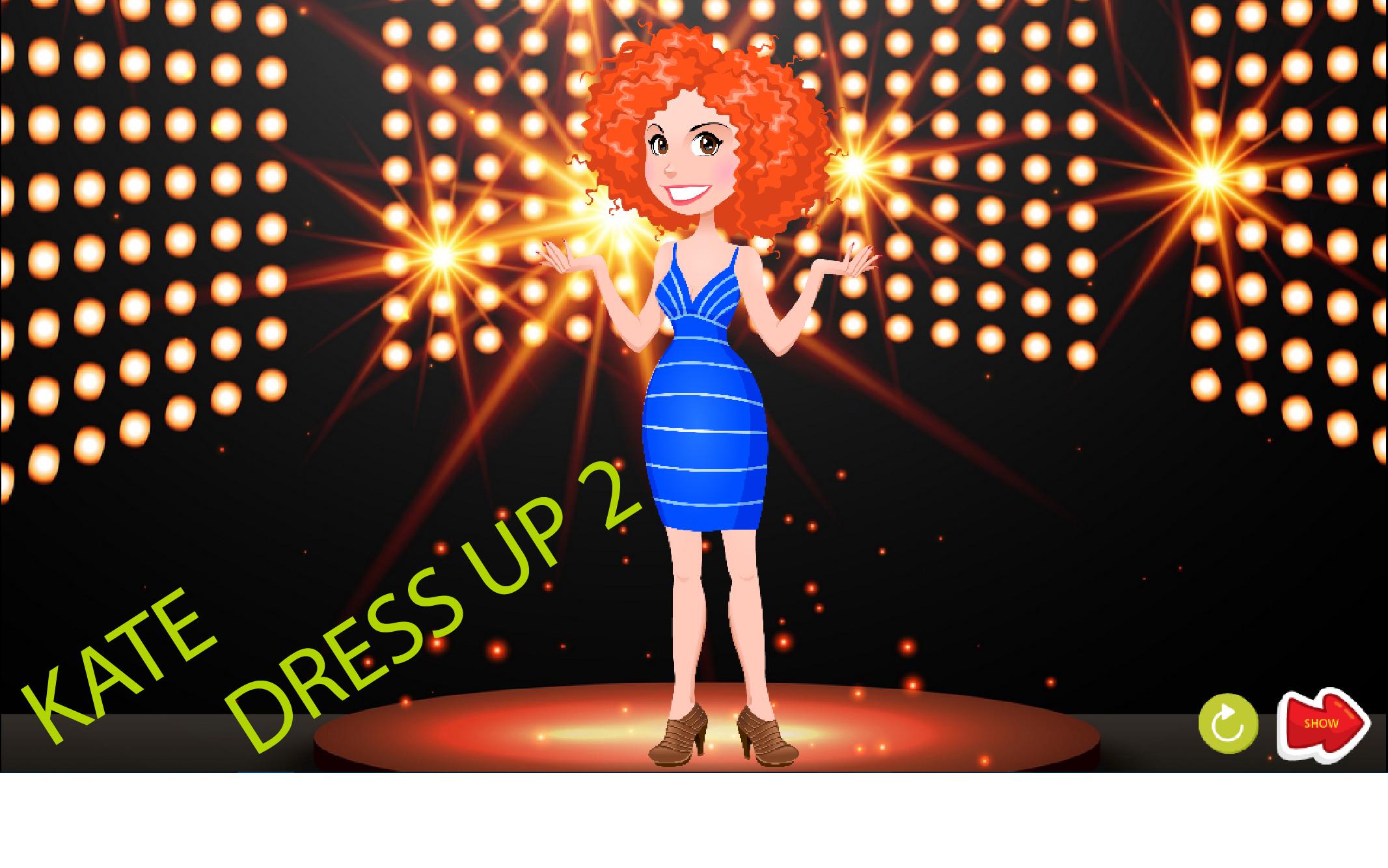 KATE Dress Up 2