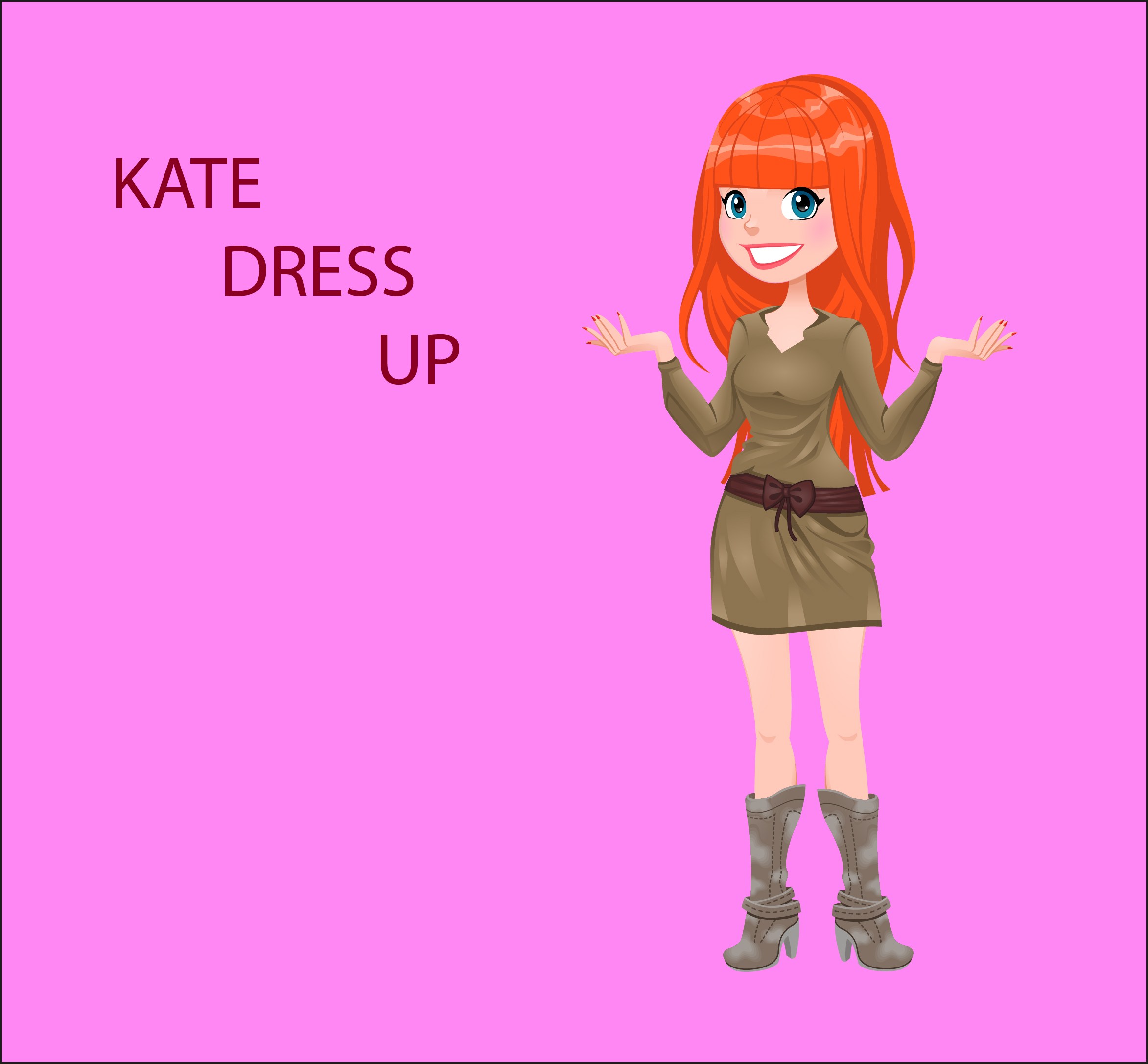 Kate Dress Up