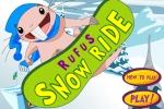 Kim Possible Rufus Snow Ride