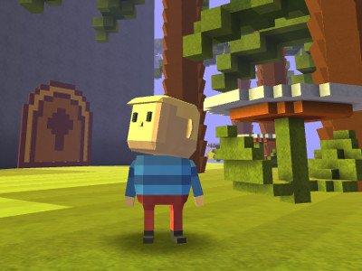 Kogama: Mario Land Adventure
