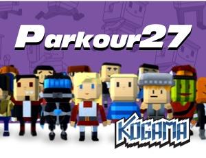 KOGAMA:Parkour27