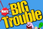 Kon's Big Trouble