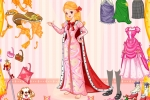 Korean Barbie Princess Dressup