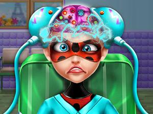 Ladybug Brain Doctor