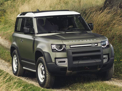 Land Rover Defender 90 Puzzle