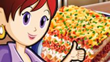 Lasagna: Sara's Cooking Class