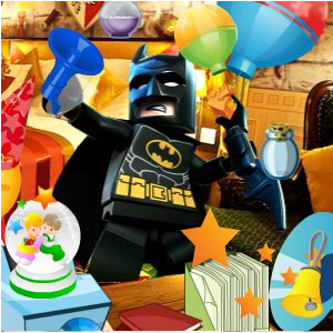 Lego Batman Hidden Objects